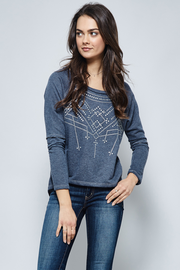Constellation Sweat Shirt