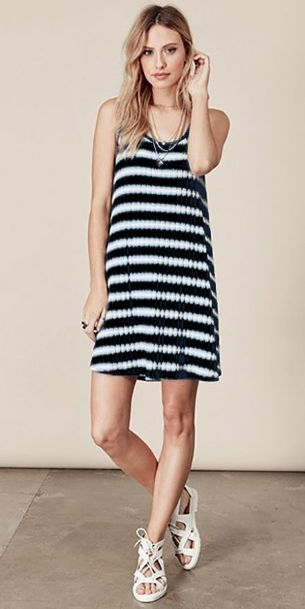 Striped Tank Tunic