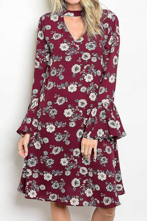 Flower Belle Dress
