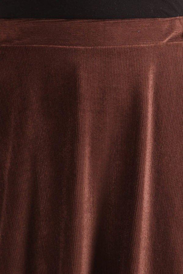 Harmonious Corduroy Skirt