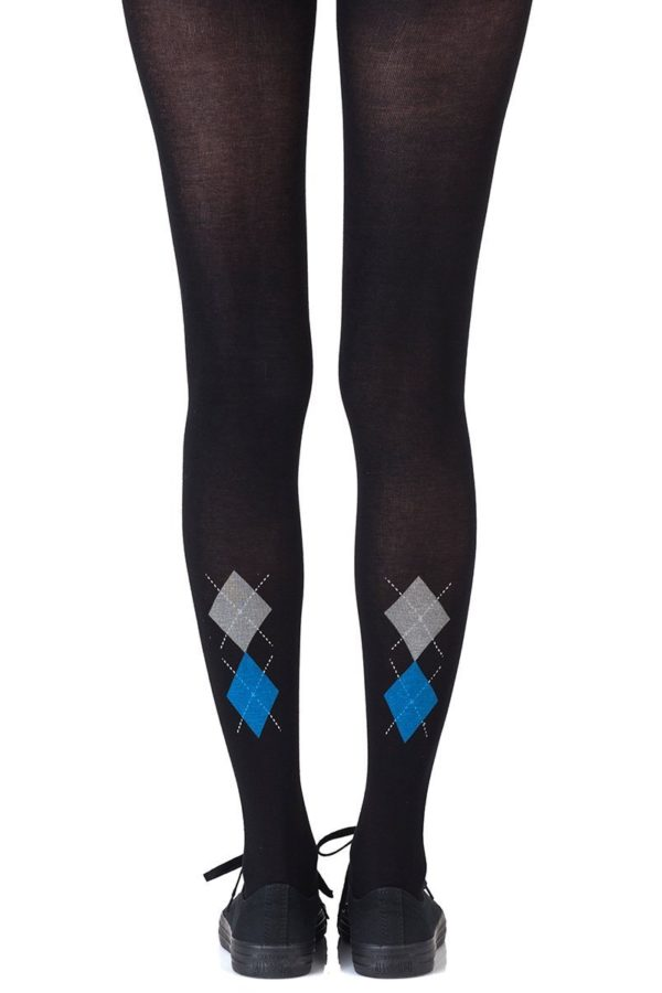 Cute Tights - Ivy League Black Tights