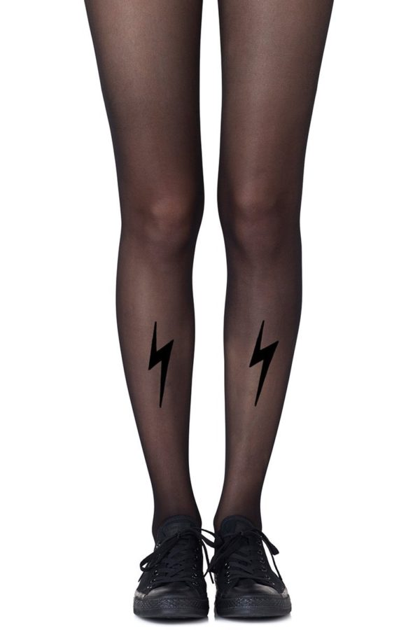 Cute Tights - Electric Feel Sheer Tights