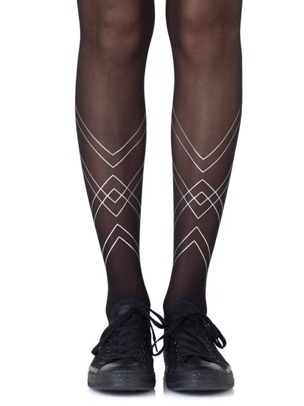 Cute Tights - Tri Me Sheer Tights