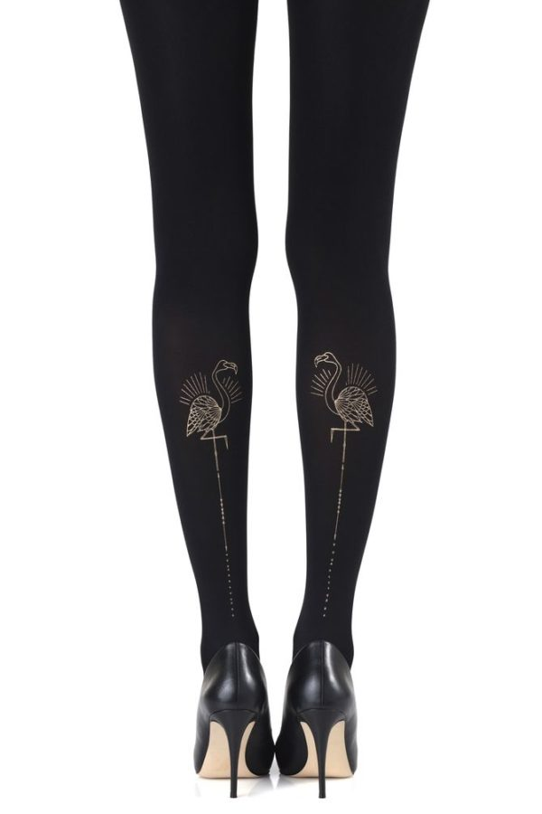 Cute Tights - Miami Night Black Tights