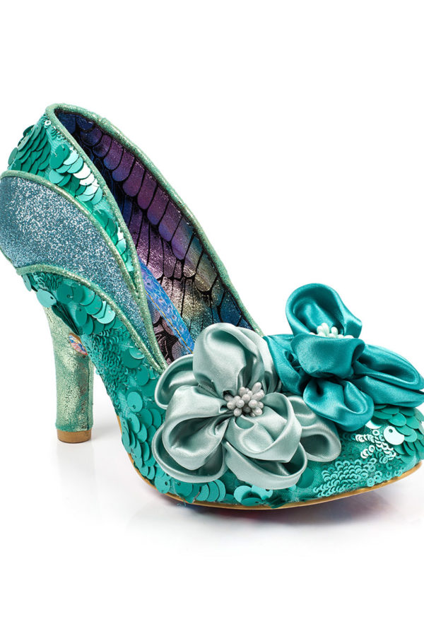 Peach Melba - Mint by Irregular Choice