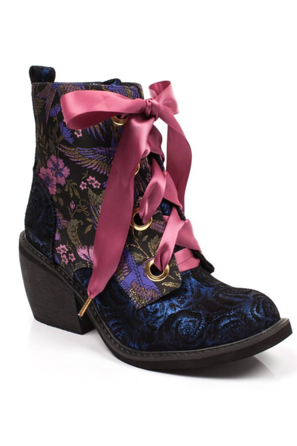 Quick Getaway - Blue by Irregular Choice