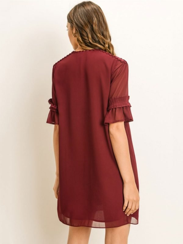 All Day Brunch Loose Fit Dress