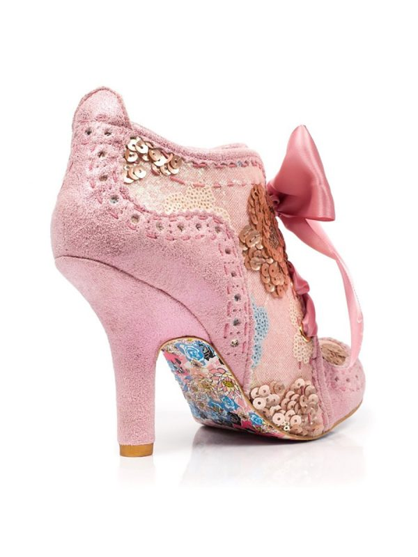 Irregular Choice - Abigail's 3rd Party - Pink